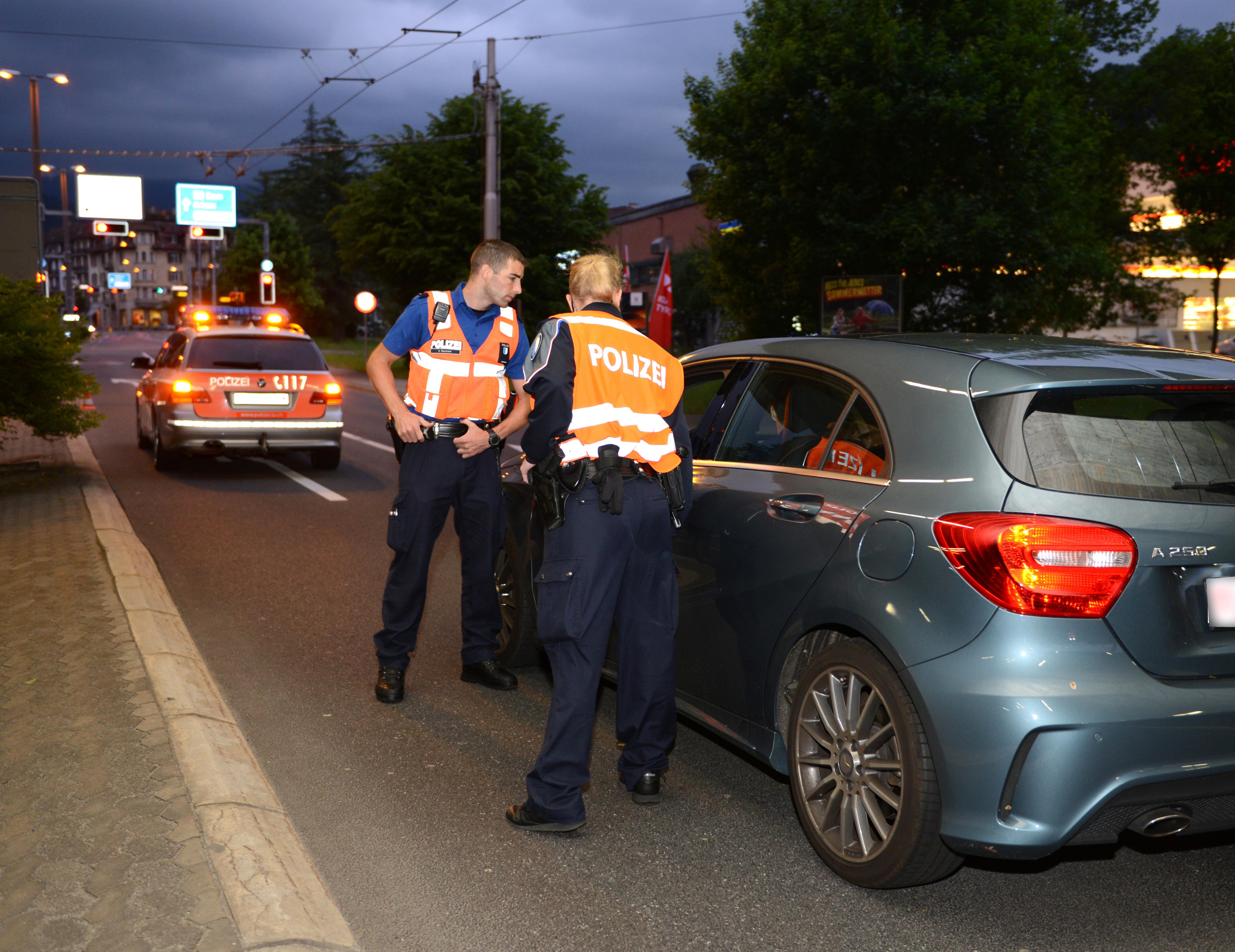 Sicherheits- und Verkehrspolizei - Kanton Luzern