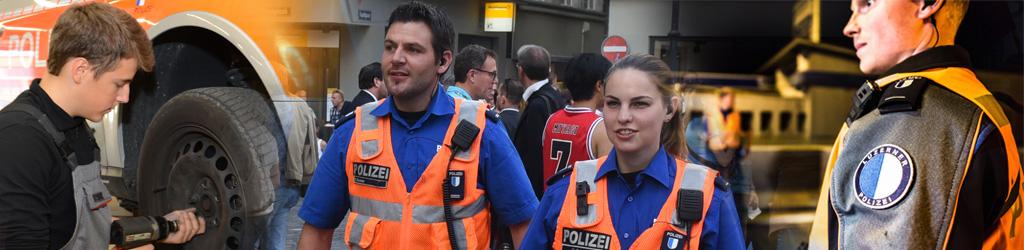 Berufe bei der polizei kanton luzern for Berufe in der schweiz